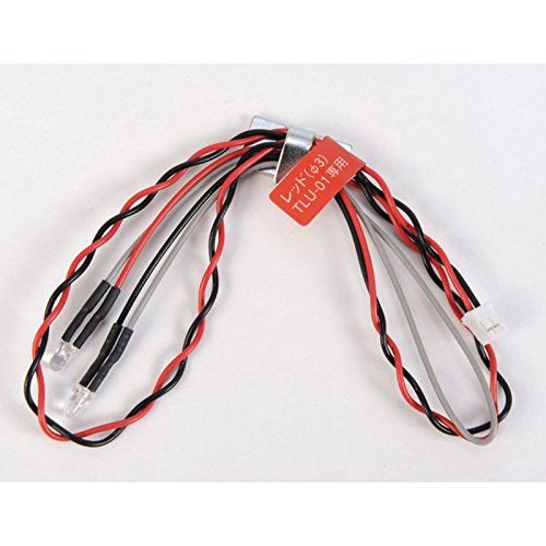Tamiya 54009 Tamiya LED Light 3mm Dia. Red