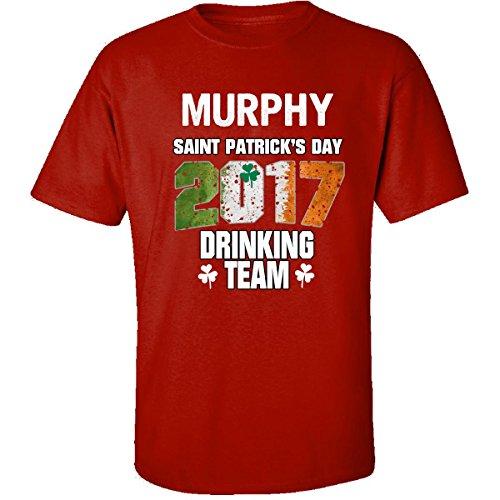 murphy-irish-st-patricks-day-2017-drinking-team-adult-shirt-s-red