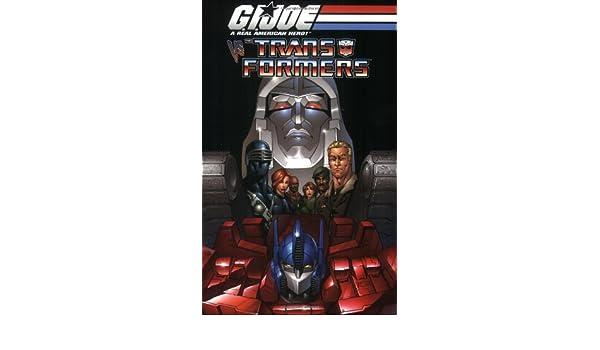 G.I. Joe Vs. The Transformers Volume 1: v. 1: Amazon.es ...