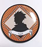 D.gray-man Hallow Can Badge Lavi Book man Black Order 5.5cm Anime Jump Comic F/S