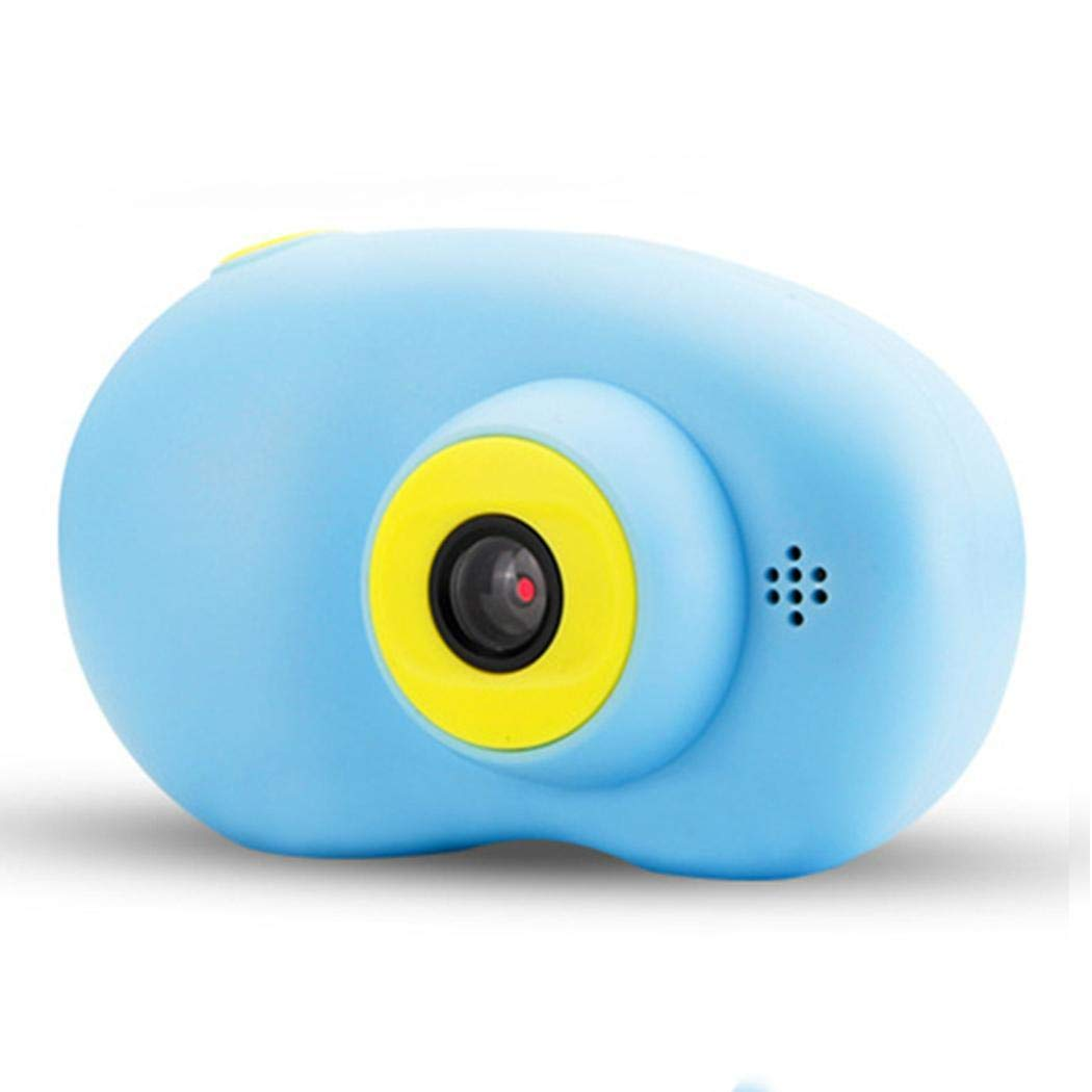 Yirind Kids Camera Support Video Function, 2 inch HD Digital 800MP Child Camera for Outdoor Play, for 3-12 Years Old Children (SD Card Not Included),Blue by Yirind (Image #4)