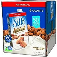 6-Pk. Silk Pure Almond Original