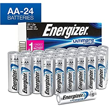 Amazon.com: Energizer Advanced Lithium Batteries, AA Size