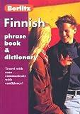 Finnish Phrase Book & Dictionary (Berlitz Phrase Books) (2000-09-04)
