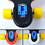 Skateboard Longboard Nose Guard and Tail Guard