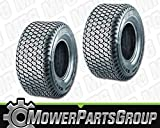 D347 (2) Kenda Super Turf Tubeless Tires 4 Ply 24x9.50x12 24-9.50-12
