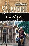 Les Royaumes Oubliés - La pentalogie du clerc, tome 1 : Cantique par Salvatore