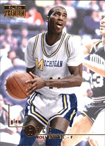 2013-14 Fleer Retro '96-97 SkyBox Premium #92 Glen Rice Basketball Card