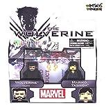 Marvel Minimates Series 52 The Wolverine Movie Suit Wolverine & Mariko Yashida ,#G14E6GE4R-GE 4-TEW6W205764