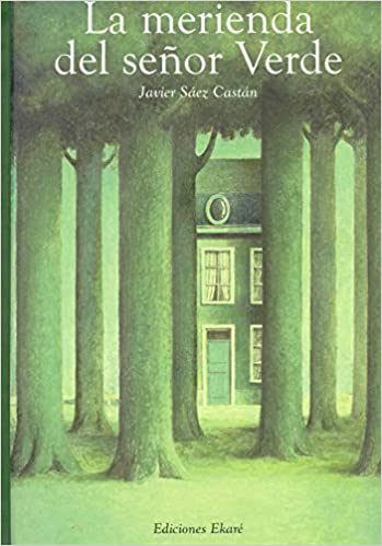 La merienda del Sr. Verde (Bosque de libros)