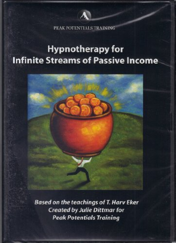 Hypnotherapy For Infinite Streams Of Passive Income