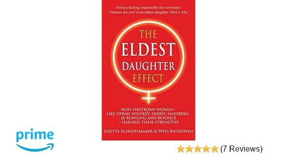 The Eldest Daughter Effect How First Born Women Like Oprah
