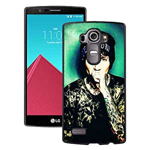 Bring Me The Horizon Oliver Sykes LG G4 Phone Case In Black
