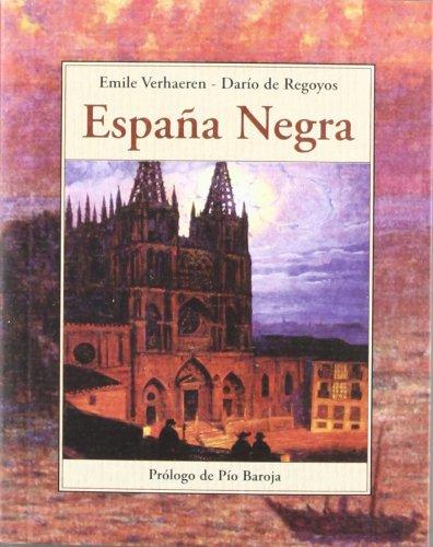 España negra (Terra Incognita Menor): Amazon.es: Verhaeren, Emile ...