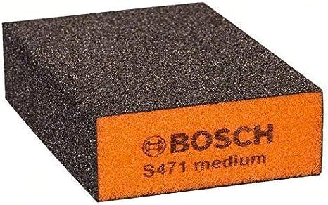 Bosch Professional - Taco abrasivo para lijar a mano, grano medio