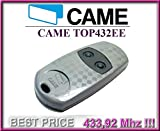 CAME TOP432EE remote contol. 2-channel Came Top 432 EE remote control (fixed code, frequency 433,92 MHz)