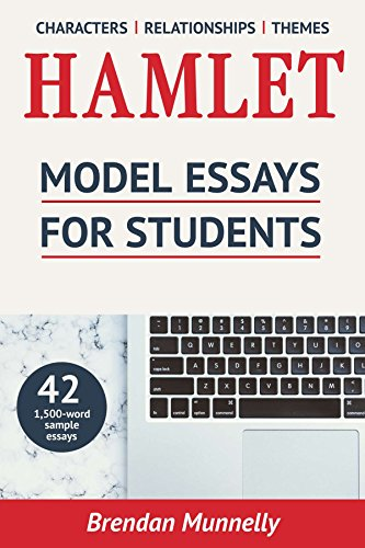 Amazoncom Hamlet Model Essays For Students Ebook Brendan  Hamlet Model Essays For Students By Munnelly Brendan Frederick Douglass At Custom Writing also Research And Writing Service Australia  Example Of A Good Thesis Statement For An Essay
