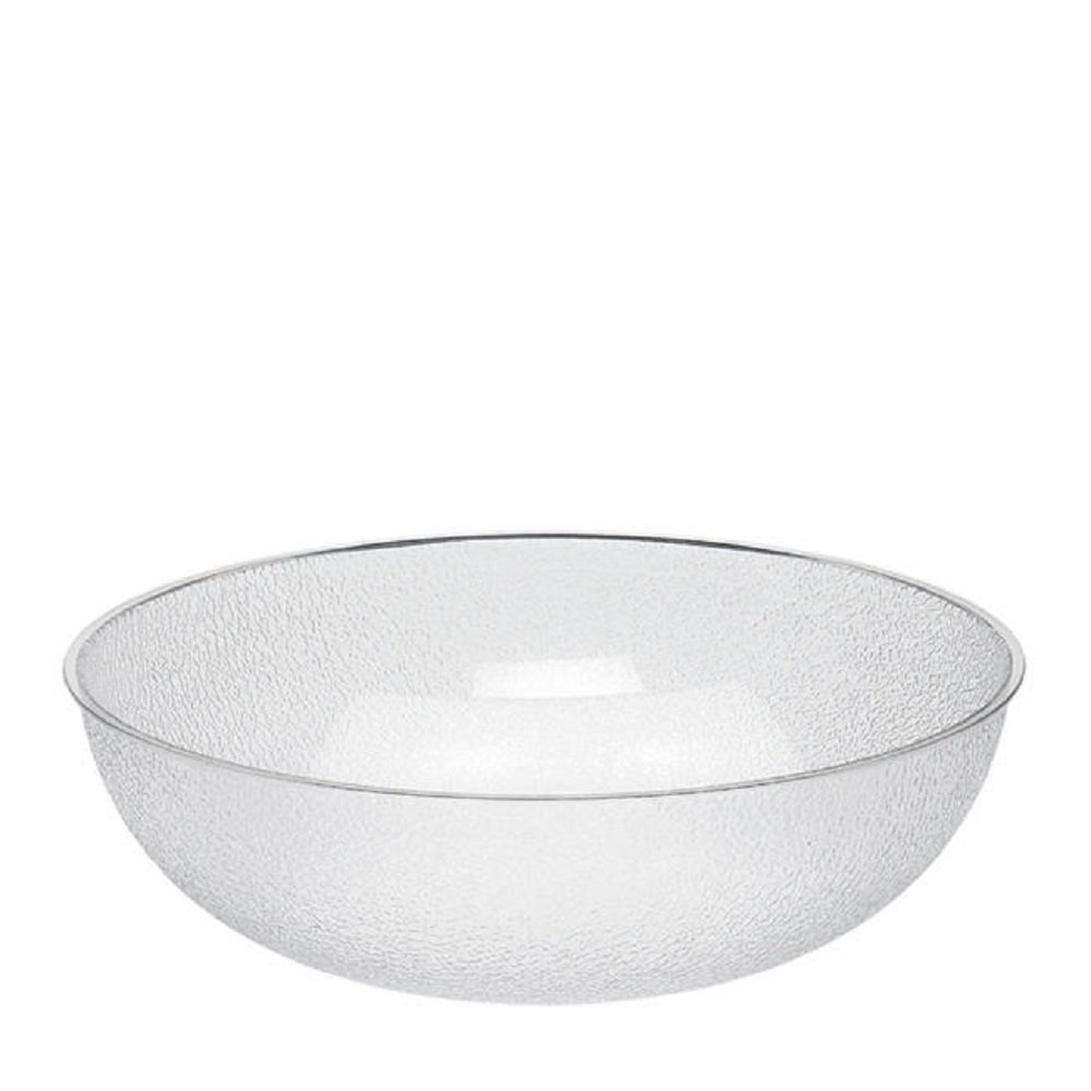 Cambro (PSB23176) 40 qt Round Pebbled Bowl - Camwear® food service warehouse