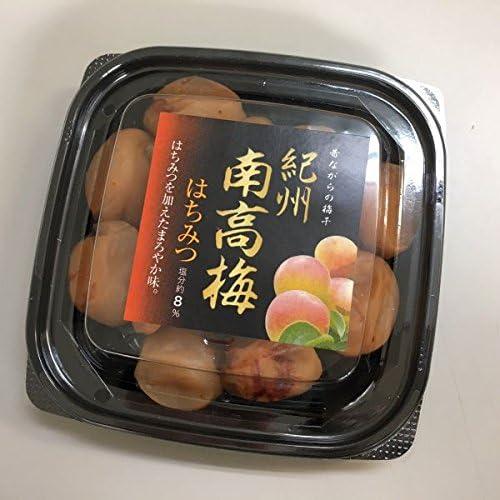 ヒロシ食品 紀州産 南高梅 はちみつ梅 150g
