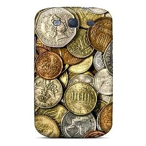 For Galaxy S3 Fashion Design Money Case-QMlKUwP2972qQfSD