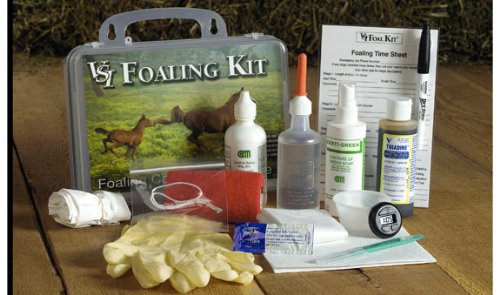 VSI Equine Foaling Kit - Foaling Kit for Your Mare - One Size