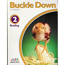 Amazon buckle down books buckle down 2nd edition level 2 reading fandeluxe Image collections