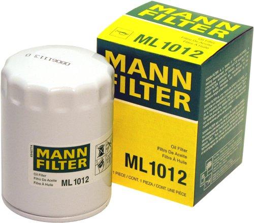 Mann-Filter ML 1012 Oil Filter