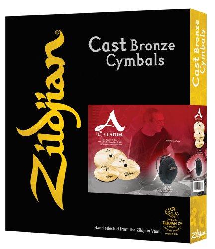 zildjian a custom pack - 4
