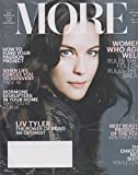 More October 2015 Liv Tyler The Power of Being an Optimist