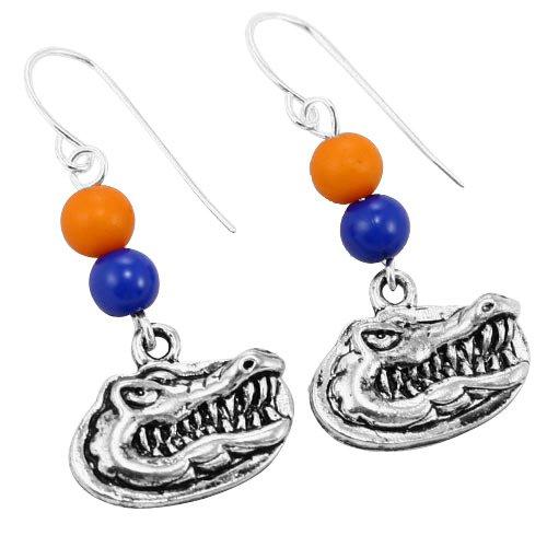 Florida Gators Wire Logo Earrings (Wire Logo Earrings Team)