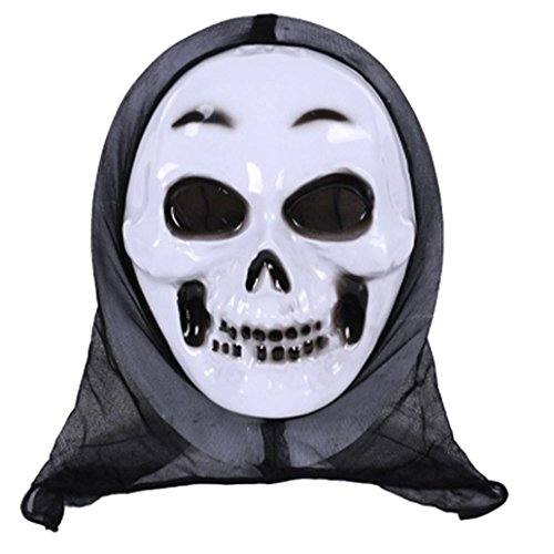 Boomboom Halloween party Cosplay Mask Horror Grimace Mask (Halloween Horror Nights Reviews)