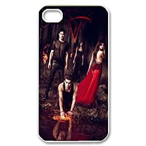 Best Quality [SteveBrady PHONE CASE] TV Show The Vampire Diaries For Iphone 4 4SCASE-11