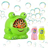BEEYEO Bubble Machine Automatic Durable Bubble Blower for Kids