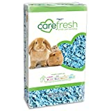 CareFresh Complete Natural Paper Bedding-Blue-23Lt- Packaging may vary