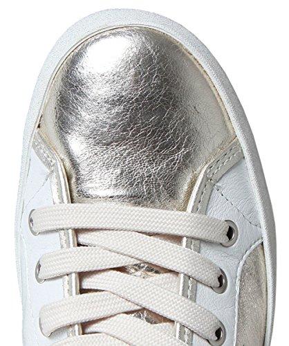 40 Sneakers 25303KS1 Crime PINK Mujer WHITE xnFqXTB