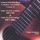 Bach-Complete Lute Suites II