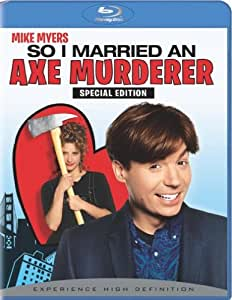 So I Married an Axe Murderer [Blu-ray] (Bilingual) [Import]