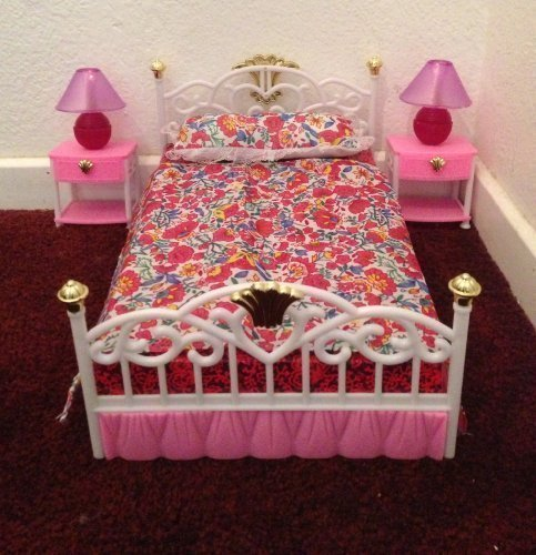 Barbie Bedroom Set - 1