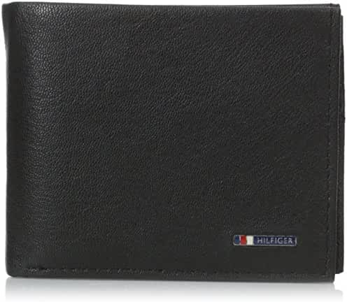 Tommy Hilfiger Men's Lloyd Multi-Card Passcase Wallet