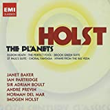 Holst: The Planets; Egdon Heath; The Perfect Fool; Brook Green Suite; St. Paul's Suite; Choral Fantasia; Hymns from the Rig Veda
