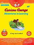 img - for Curious George Adventures in Learning, Grade 1: Story-based learning (Learning with Curious George) book / textbook / text book