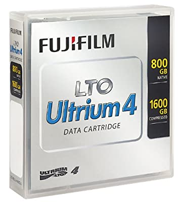 Fuji Film Lto Ultrium 4 800gb/1.6tb Prev 26247007 from FUJI FILM