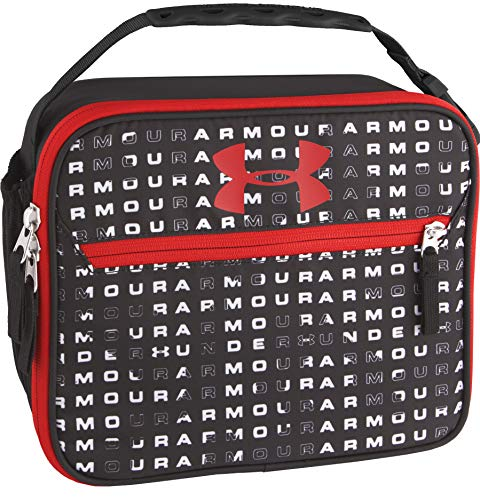 Under Armour Scrimmage Lunch Box, Jagger Wordmark
