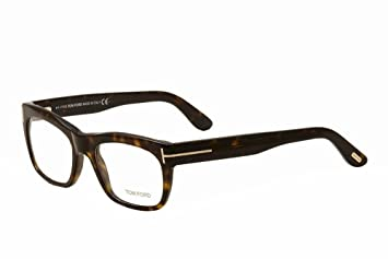 a9fd498972d4 Image Unavailable. Image not available for. Color  Tom Ford Eyeglasses  TF5277 TF 5277 053 Dark Tortoise Full Rim Optical Frame 53mm
