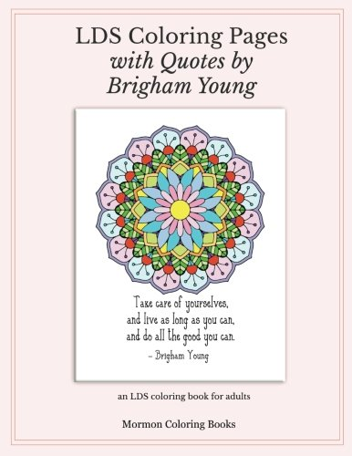 Family Quotes By Lds Prophets Coloring Pages App