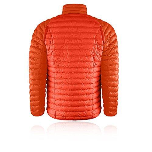 Blue Orange Women's Coat Grey Mao Sleeve XL Long Haglöfs Ogx0Aqx