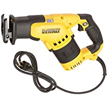 DEWALT DWE357 10-Amp Compact Reciprocating Saw