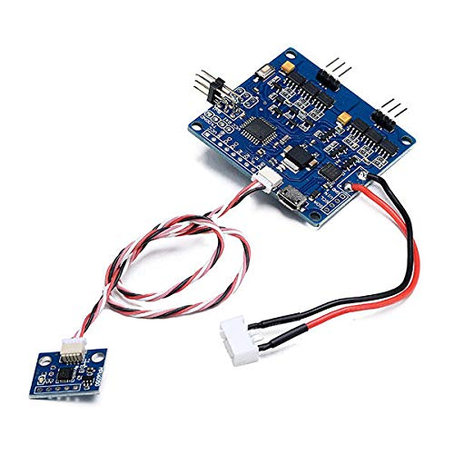 BGC 3.1 2 Brushless Gimbal Controller with Mini GY6050 Sensor For RC Drone - RC Toys & Hobbies FPV System - 1 x Upgrade BGC 3.1 Two-axis brushless gimbal driver, 1 x Sensor, 1 x Cable