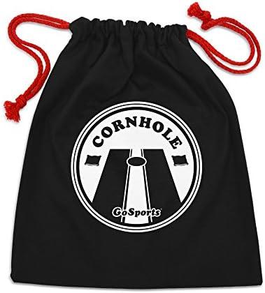 GoSports Premium All-Weather Duck Cloth Cornhole Bean Bag Set (Includes Tote Bag) 4