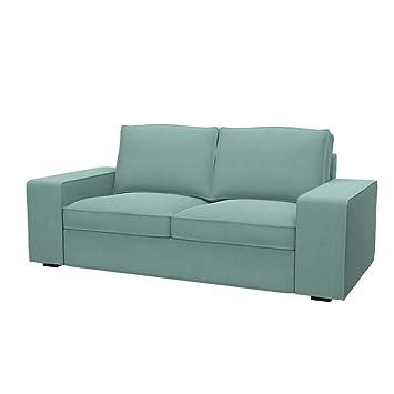Soferia - IKEA KIVIK Funda para sofá de 2 plazas, Elegance ...